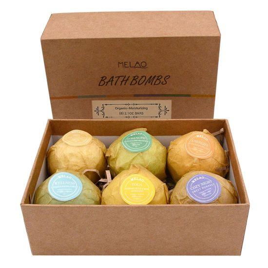 Bath Bombs Gift Set Bath Bomb to Moisturize Dry Skin Handmade