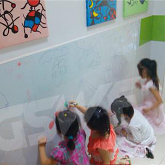Transparent Whiteboard Writing Film (WF-CR)