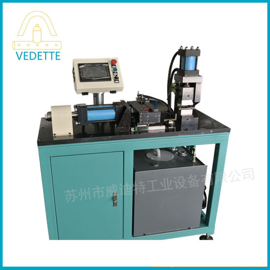 Multi-Station Pipe End Forming Machine for Air Conditioning Accessories