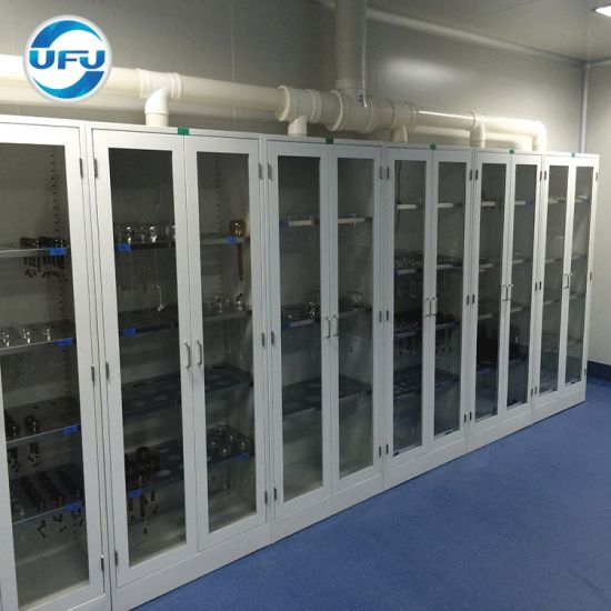Stainless Steel Lab Equipment Chemical Reagent Storage Cabinet pictures & photos