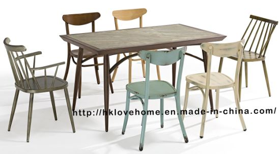 Awe Inspiring China Industrial Modern Restaurant Coffee Outdoor Metal Side Unemploymentrelief Wooden Chair Designs For Living Room Unemploymentrelieforg