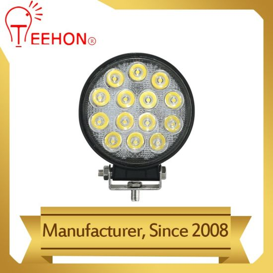 Epistar Truck LED Work Lamp 42W pictures & photos