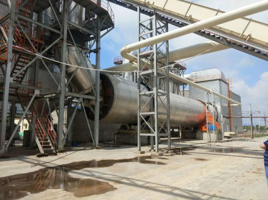 Drum Dryer for Wood-Based Panel Production Line pictures & photos