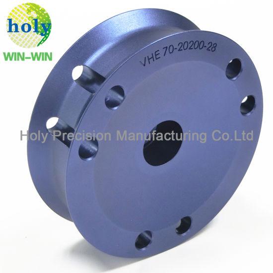 Accurate Auto Part Axle Spacer of CNC Aluminum Machining Part