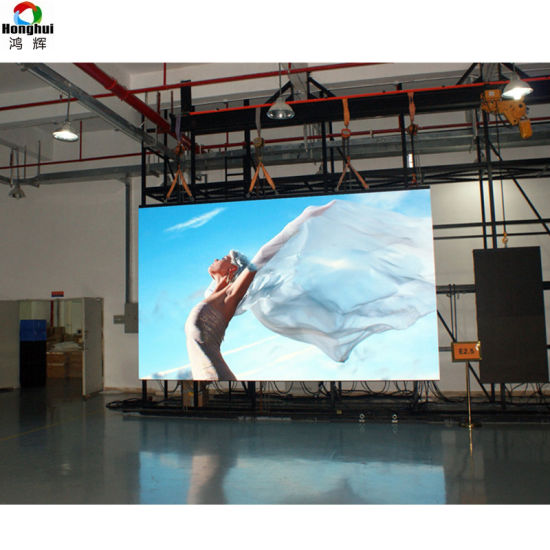China Wholesale Indoor Cheap Full Color P4 LED Display Video