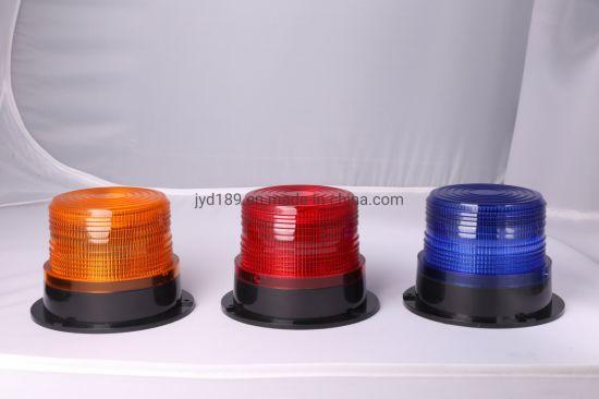 Factory Wholesale High Quality 24V 8W Warning Flashing LED Strobe Light
