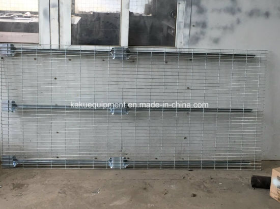Heavy Duty Wire Mesh Deck for Three Upright Racking pictures & photos
