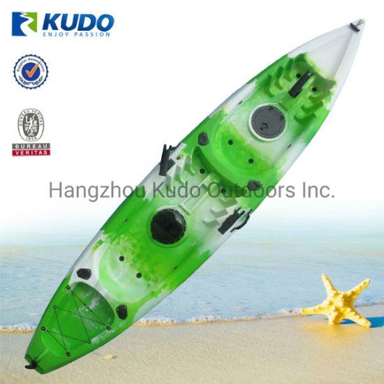 China Kudo Manufatcured Tandem Kayak Sit On Top Kayaks