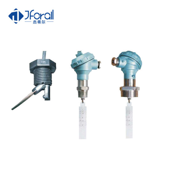 Jfa401 Chiller Flow Meter Waterproof IP65 IP66 Paddle Type Water Flow Switch