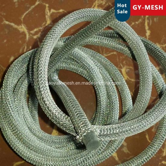 Knitted Wire Mesh Copper Blocker Pest Stopper