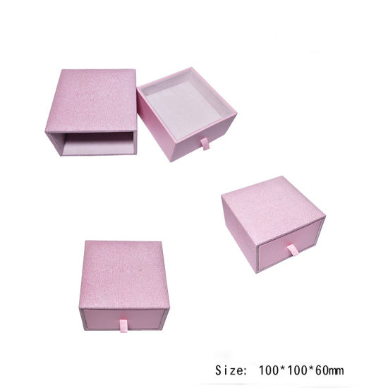 New Design Luxury/High Quality Paper/Plastic/Leather/Velvet Factory Jewelry Watch Cosmetic Perfume Gift Packaging Set Storage Box Wholesale. pictures & photos