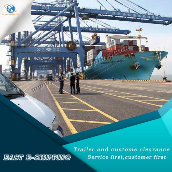 Qingdao Freight Shipping Customs Clearance