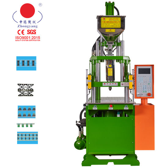 China Manufacturer Water Filter Vertical 45ton Plastic Injection Machine
