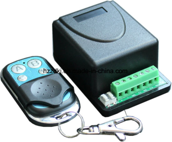 China Universal Remote Control Set 433MHz Can Learn Fixed