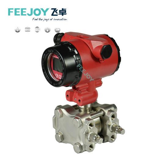 Ipt Shanghai Feejoy Submersible Level Sensor Transmitter Pressure Level Sensor Meter Pool Water 12VDC Level Sensor
