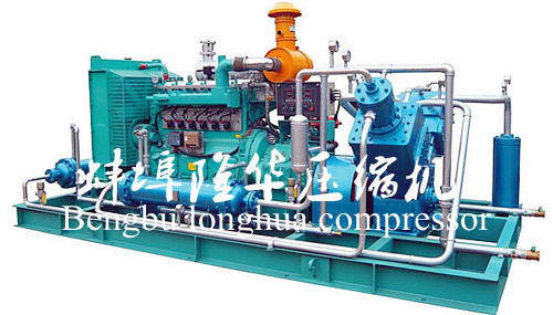 Long Service Life and Low Noise Compressor for Oil and Gas Fields pictures & photos