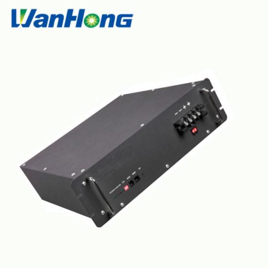 Lithium Battery Rechargeable 12V 24V 48V 72V 50ah Battery 48V 100ah Telecom Lithium Ion Battery Packs LiFePO4 Battery Solar Battery