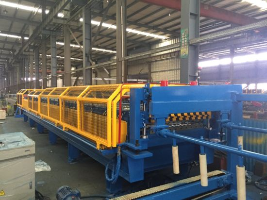 Roll Forming Making Machine for Roof Profile with Automatic Stacker