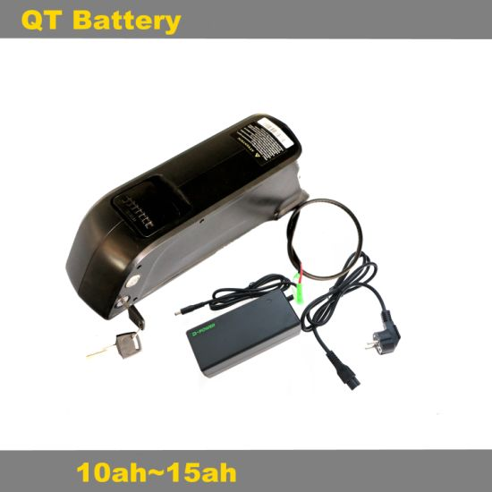 48V 10 4ah Panasonic Electric Bike Motor Battery with Ce Certificate