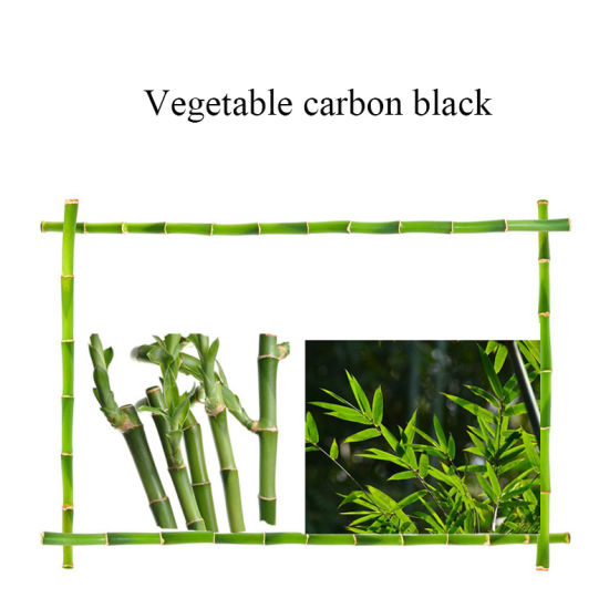 Natural Black Pigment Powder Vegetable Carbon Black E153