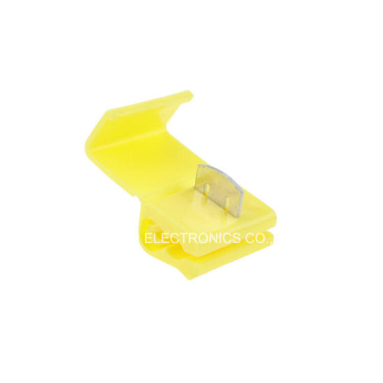FL-878201 Factory Directly Sale Terminal Block Yellow Color 4-6 Square on