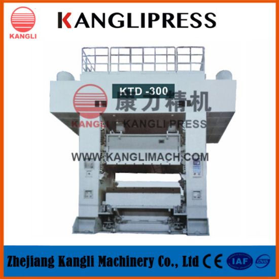 Ktd Series Closed Type High Precision Power Press Puncher