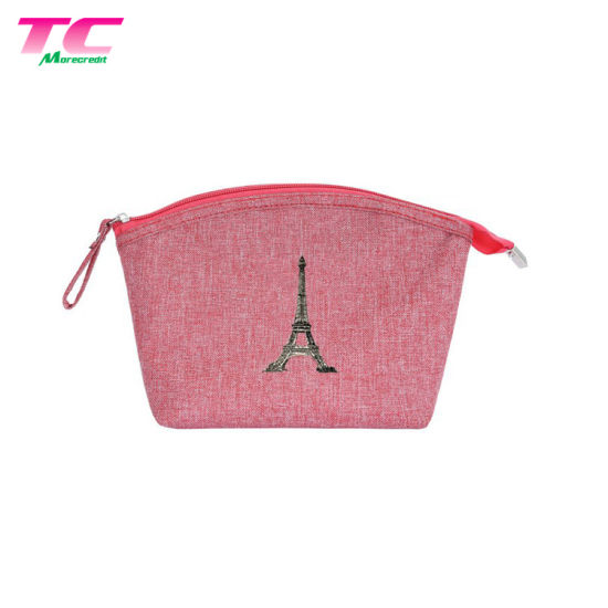 Promotional Custom Makeup Bag Cosmetic Case Toiletry Bag