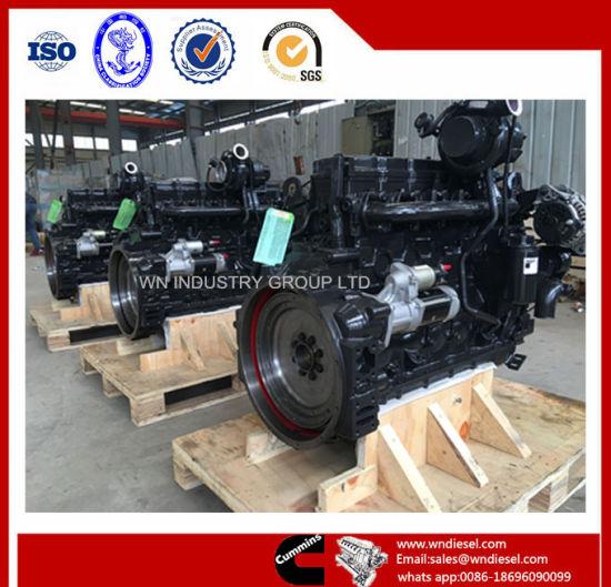 Cummins Qsb6.7 Series Engineering Diesel Engine (QSB6.7-C130~QSB6.7-C260)