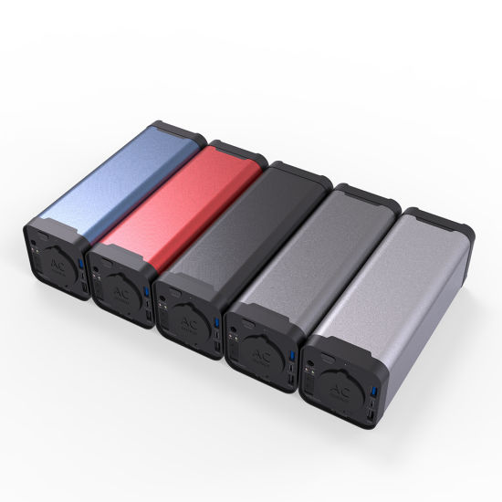 40000mAh AC Power Bank and Car Jump Starter