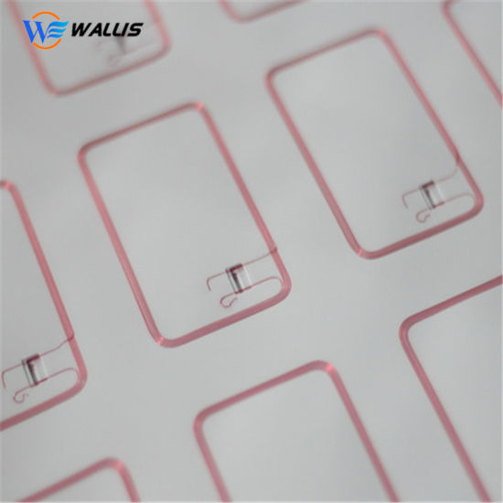 A4 or Other Layout PVC Prelam Inlay Polycarbonate Solid Sheet for Making Contactless Smart Card