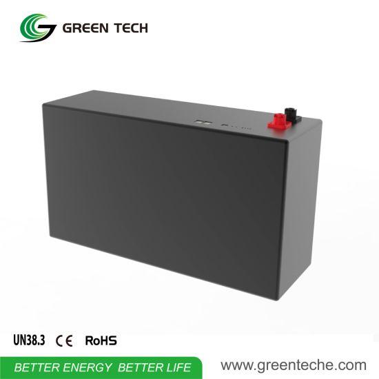 AGM Storage Battery 48V 2.62kwh for Telecommunication System