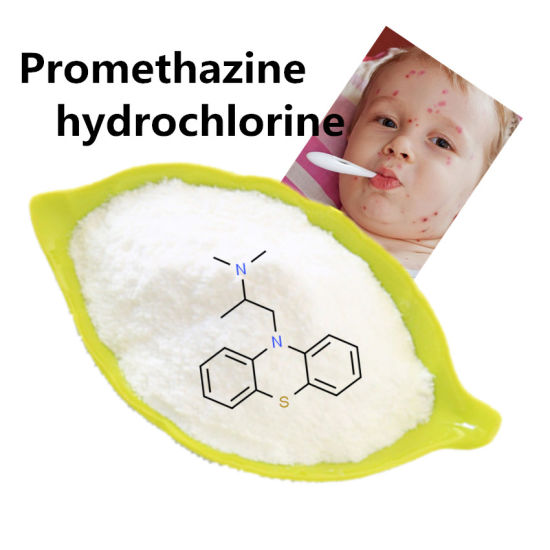 China High Quality Cough Medicine CAS 58-33-3 Promethazine Powder