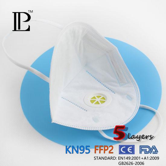 Kn95 Face Mask European Standard En149: 2001
