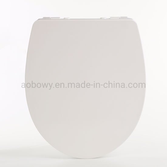 Au202/Slow-Close Quick Realse Toilet Seat/Plastic Toilet Seat/UF Toilet Seat