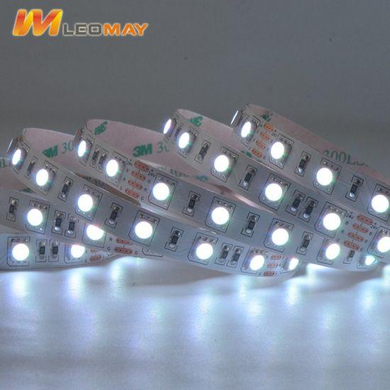 Indoor Lighting 5050 60LEDs 12V/24V RGB LED strips.