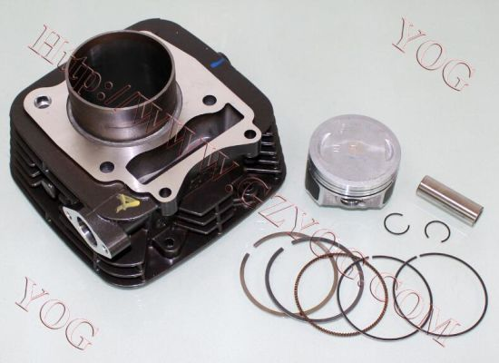 Motorcycle Engine Cylinder Cilindro Comp. Apache 160