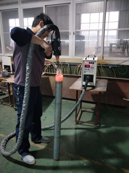 Monthly Deals Hfh-25kw Portable Handheld Induction Heating Machine