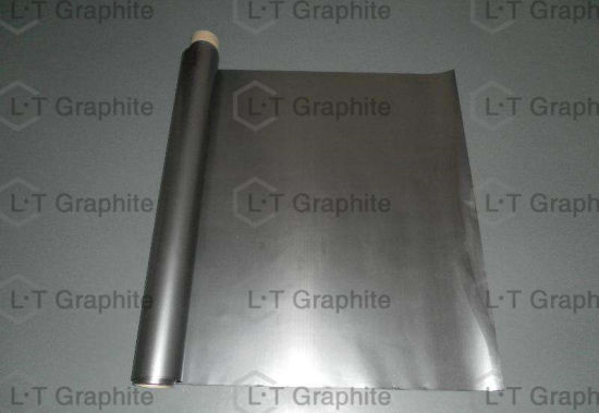 Ultra Thin Light Weight Graphite Film for Computer Cooling