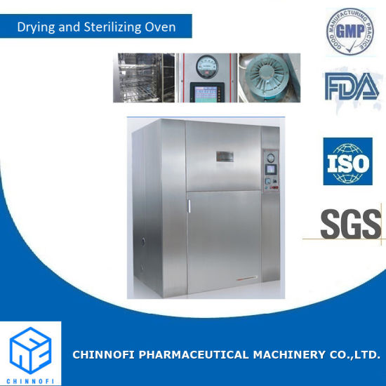 Glass Bottle/Vial Drying and Sterilizing Machine