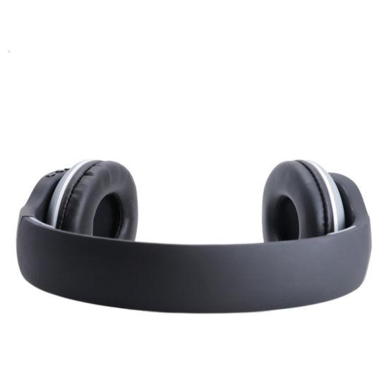 China Premium Sonic Bass Beats Bluetooth Headphone Over Ear Wireless Headset Mobile Phone Bluetooth Earphone With Aux Model China Bluetooth Headphone And Bluetooth Headset Price