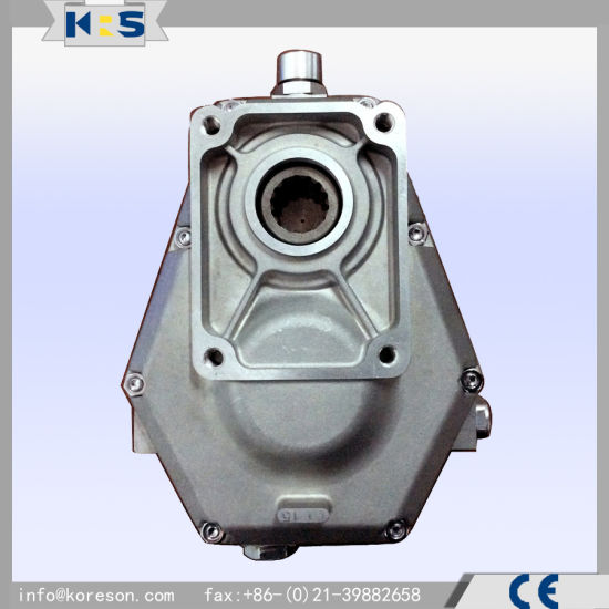 Gearbox Km6002 Ratio 1: 3.5 for Agriculture Machinery