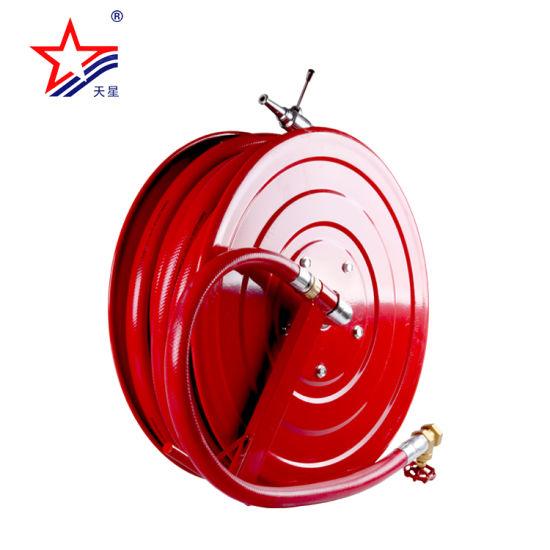 1 Inch 30m Manual Swing Fire Hose Reel