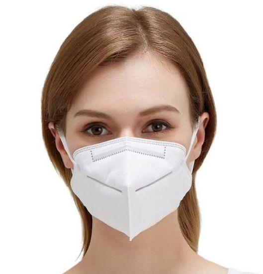 Portable Foldable Disposable Medical Non Woven Meltblown Cubre Bocas Barbijo Masques