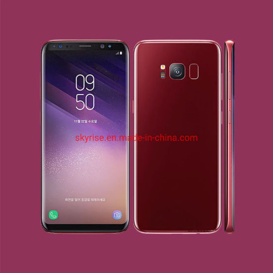 Refurbished Android Samsung S8 Smart Cell Mobile Phone