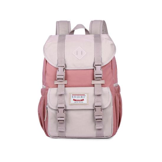 Ladies Backbag Teen Girls Female Bagpack Waterproof Trends Women Backpack