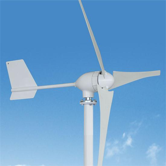 700W Wind Turbines Price 24V 48V Electric Generating for Sale pictures & photos