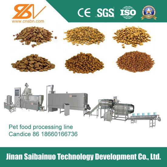 Factory Price Dog Food Extrusion Machine pictures & photos