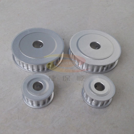 Different Types of Timing Belt Pulleys in High Quality