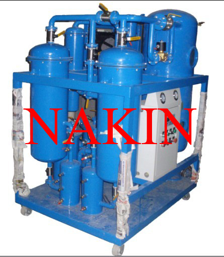 Ty-40 Vacuum Heating Turbine Oil Purification Plant pictures & photos