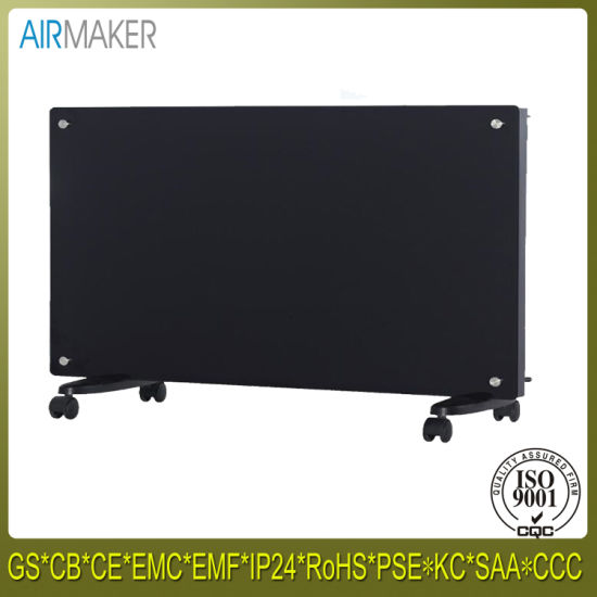 New Design Portable Concave Electrical Glass Panel Convector Heater pictures & photos